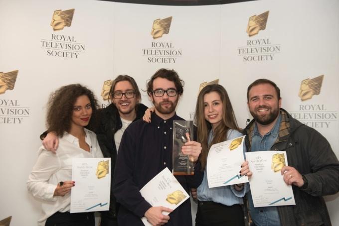 RTS NW Student Awards - Drama